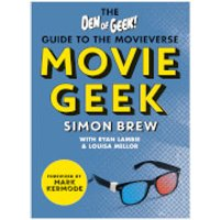 The Movie Geek: The Den of Geek Guide to the Movieverse (Paperback) - Books Gifts