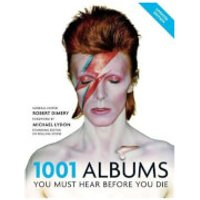 1001 Albums You Must Hear Before You Die (Paperback) - Books Gifts