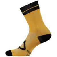 Nalini Lampo Socks - Orange - XS - Orange