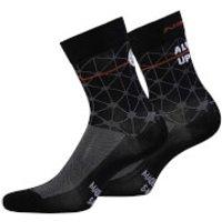 Nalini Saetta Socks - Black - XS - Black