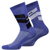 Nalini Folgore Socks - Blue - XS - Blue