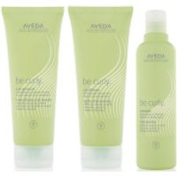 Aveda Be Curly Trio (worth £63.00)