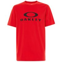 Oakley Mens PC-Bark Ellipse T-Shirt - Red - M - Red