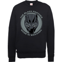 Black Panther Made in Wakanda Sweatshirt - Black - M - Black