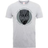 Black Panther Made in Wakanda T-Shirt - Grey - L - Grey