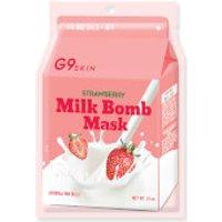 G9SKIN Milk Bomb Mask - Strawberry 21ml