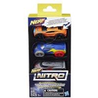Nerf Nitro 3 Cars - Pack 3