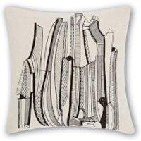 Tom Dixon Geo Cushion - Multi - 60 x 60cm