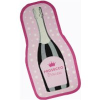Prosecco Princess Beach Towel - Beach Gifts