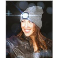 LED Beanie Hat - Hat Gifts