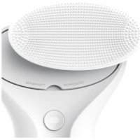 BeGlow Replaceable Silicone Brush - White