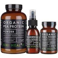 KIKI Health Fitness and Energy Bundle (Worth 32.40)