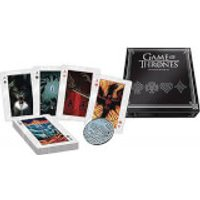 Game of Thrones Premium Playing Cards - Cards Gifts