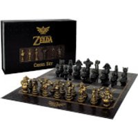 The Legend of Zelda Collector's Chess Set - Chess Gifts