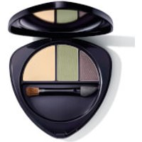 Dr. Hauschka Eyeshadow Trio - 02 Jade