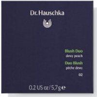 Dr. Hauschka Blush Duo - Dewy Peach