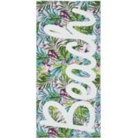 Catherine Lansfield Tropical Beach Towel - Multi