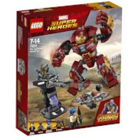 LEGO Super Heroes Marvel Infinity War: The Hulkbuster Smash-Up (76104) - Lego Gifts