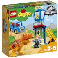 LEGO DUPLO Jurassic World: T-Rex Tower (10880)
