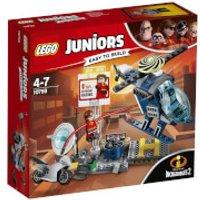 LEGO Juniors Disney Incredibles 2: Elastigirl's Rooftop Pursuit (10759) - Lego Gifts