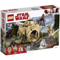 LEGO Star Wars Classic: Yodas Hut (75208)