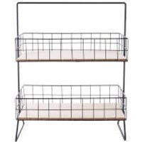 Standing Kitchen Rack - 2 Layers - Storage Gifts
