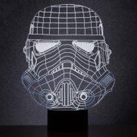 Star Wars Original Stormtrooper Wireframe Light - Stormtrooper Gifts