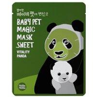 Mascarilla Baby Pet Magic de Holika Holika (Panda)