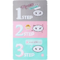 Holika Holika Pig Nose Clear Blackhead 3-Step Kit 5 Set