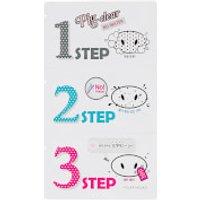 Set de 3 pasos Pig Clear Blackhead Steam Starter de Holika Holika (sin agua)