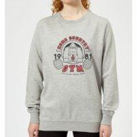 Nintendo Donkey Kong Gym Women's Sweatshirt - Grey - XXL - Grey - Gym Gifts