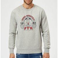 Nintendo Donkey Kong Gym Men's Sweatshirt - Grey - S - Grey
