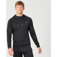Form Pullover Hoodie - XL - Black