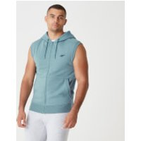 Tru-Fit Sleeveless Hoodie 2.0 - Airforce Blue - XS - Airforce Blue