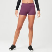 Power Shorts - Mulberry - XL - Mulberry