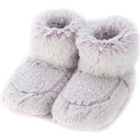 Warmies Marshmallow Boots - Pink - Boots Gifts