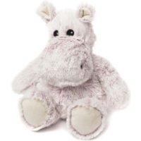 Warmies Plush Marshmallow Hippo - Pink