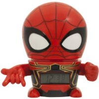 BulbBotz™ Marvel Avengers: Infinity War Iron Spider Night Clock - Avengers Gifts