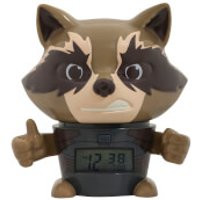 Bulbbotz Marvel The Avengers: Infinity War Rocket Raccoon Clock (5.5 inches) - Clock Gifts