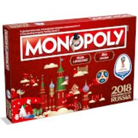 Monopoly - World Cup 2018 Edition