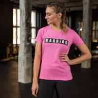 Healthy Madame Warrior T-Shirt - Pink - XXL - Pink