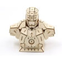 Incredibuilds Marvel Captain America: Civil War Iron Man 3D Wooden Model Kit