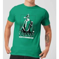 Beershield St. Patricks Day T-Shirt - Kelly Green - XXL - Kelly Green - St Patricks Day Gifts