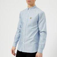 Lyle & Scott Men's Oxford Shirt - Riviera - XS - Blue