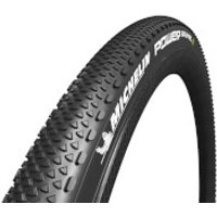 Michelin Power Gravel Folding Clincher Tyre - 700c x 33mm