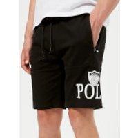 Polo Ralph Lauren Men's Athletic Training Shorts - Polo Black - S - Black