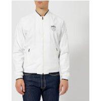 Polo Ralph Lauren Men's P-Wing Bomber Jacket - Pure White - L - White