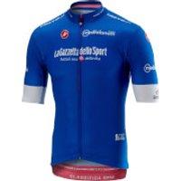 Castelli Giro D'Italia Giro Squadra Jersey - Blue - M - Blue