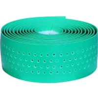 Velox Soft Grip Cork Bar Tape - Green
