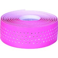 Velox Soft Grip Cork Bar Tape - Pink
